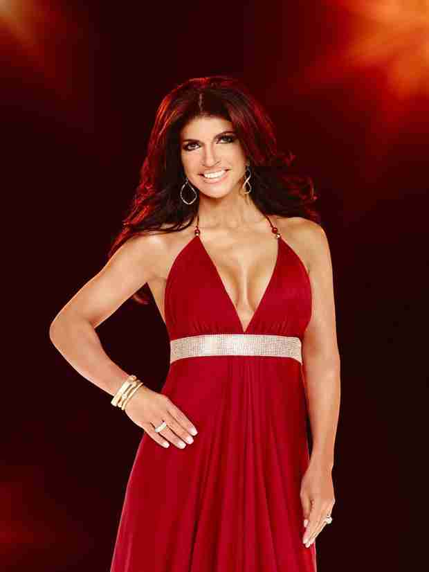 Teresa Giudice Spends Memorial Day Weekend on the Beach — Check Out Her Bikini Curves!