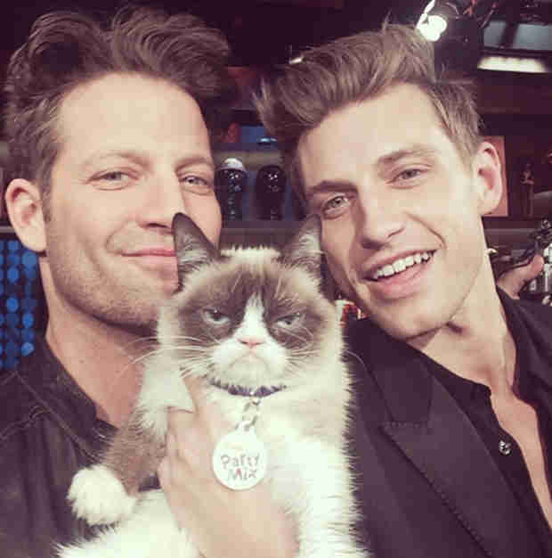 Nate Berkus and Jeremiah Brent Are Married! Oprah, Rachael Ray Among Celeb Guests (VIDEO)