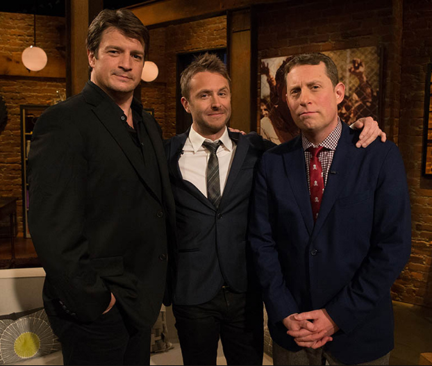 AMC Orders All-Star Celebrity Bowling With Talking Dead Host Chris Hardwick