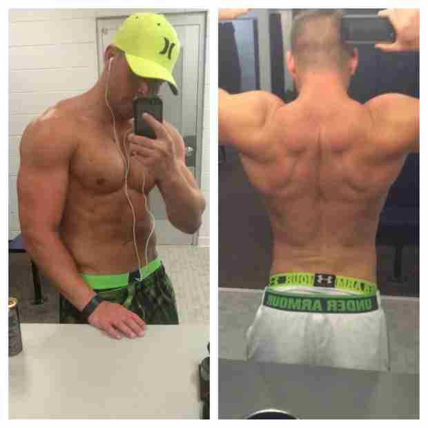 Nathan Griffith Shows Off His Muscles — See What He Looks Like Now! (PHOTO)