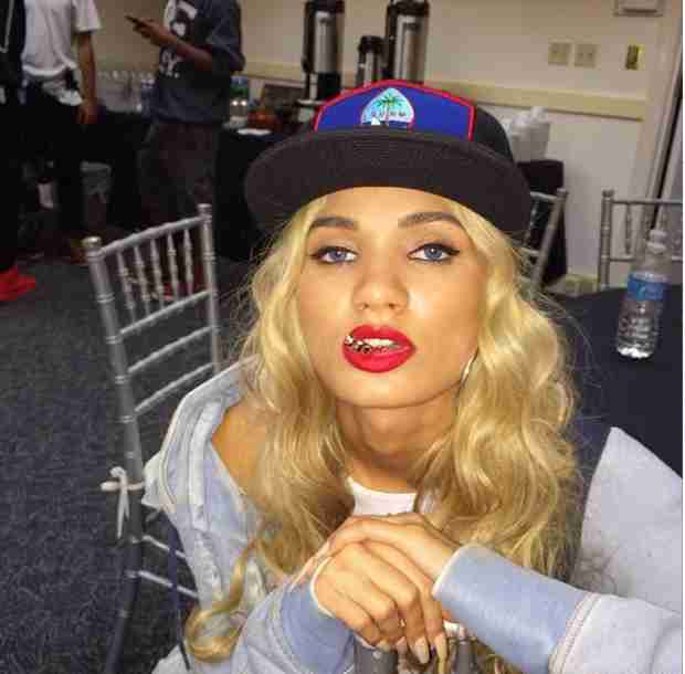 Teen Singer Pia Mia Speaks Out About Kanye West Affair Rumors