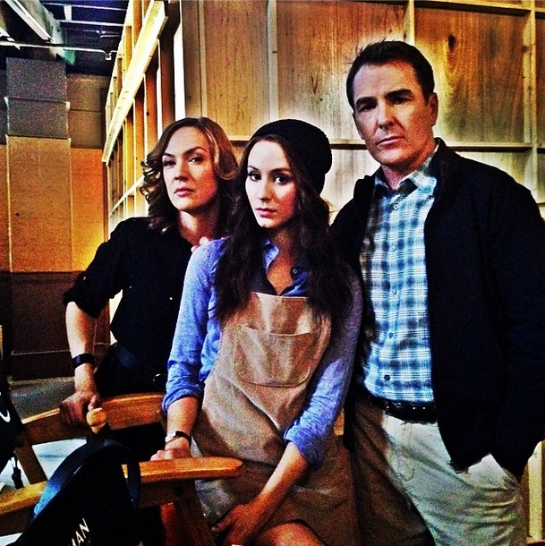 """Pretty Little Liars 100th Episode — Get Ready For """"Hastings Family Dysfunction"""" (PHOTO)"""