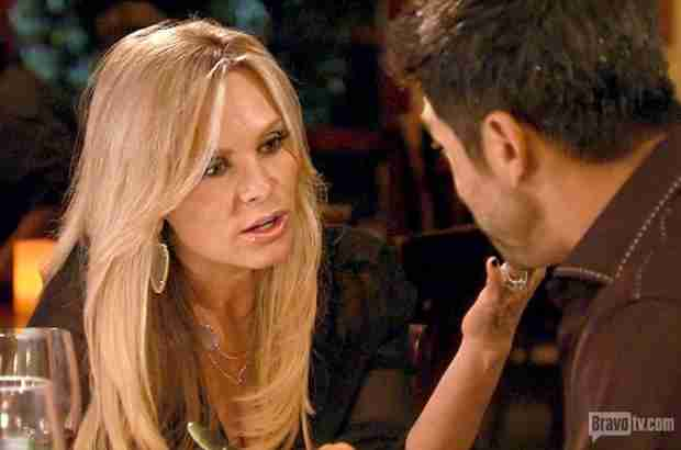 """Tamra Barney Thanks Brooks Ayers For """"Love and Support"""" — Wait, What?"""
