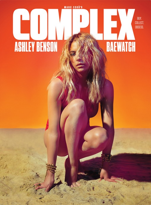 Ashley Benson Sizzles on the Cover of Complex Magazine's June/July Issue — Baewatch, Indeed! (PHOTO)