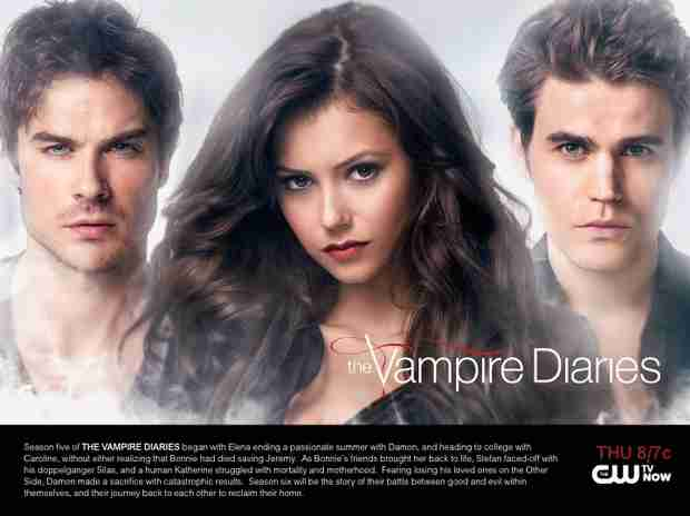 "The Vampire Diaries Season 6 Will Be ""Journey Back to Each Other"""