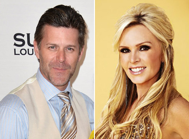"""Slade Smiley Calls Tamra Barney's Baby Storyline """"Completely Manufactured"""""""