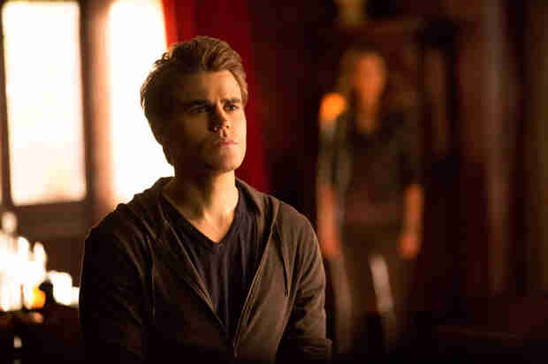 Vampire Diaries Paul Wesley Weighs in on Fight Scenes vs. Romantic Scenes