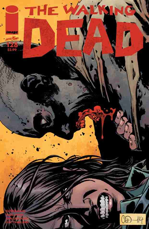 The Walking Dead Comics: Zombies Back to Biggest Threat After Issue 127? (PHOTOS)
