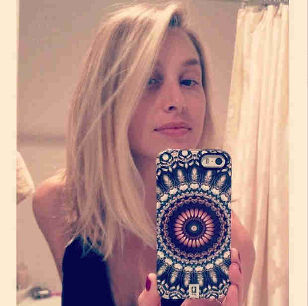 Reality Starlet Whitney Port Chops Off Hair: See Her New Bob! (PHOTOS)