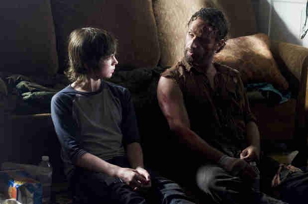 "Robert Kirkman: ""Rick Grimes Is Kind of a P—y"" on The Walking Dead"