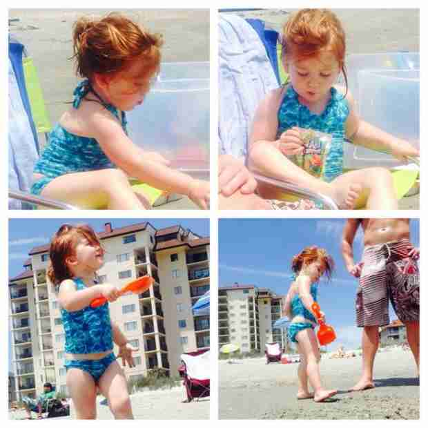 Jenelle Evans Spends Mother's Day Weekend With Nathan Griffith's Daughter! (PHOTOS)