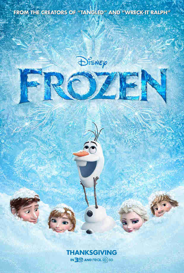 Frozen Passes $1.2 Billion, Becomes Fifth Highest-Grossing Film of All Time