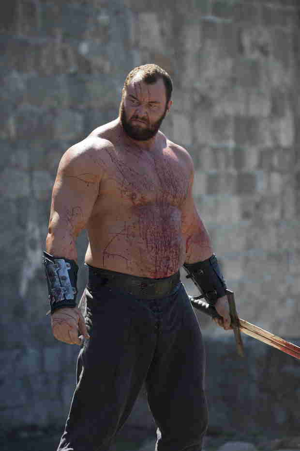 Game of Thrones: How Tall Is The Mountain?