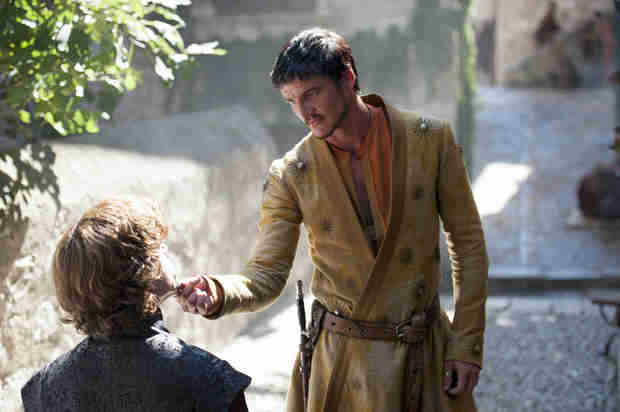 The Mountain vs. Oberyn: Five Reasons We Can't Wait