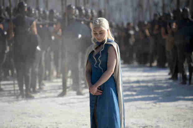 Why Did Dany Stay in Meereen? Showrunners Explain (VIDEO)