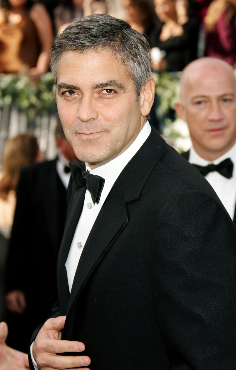 George Clooney Looking to Break Into Politics — Report (VIDEO)