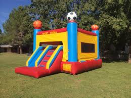 Two Boys Seriously Injured When Bouncy House Flies 15 Feet in the Air!