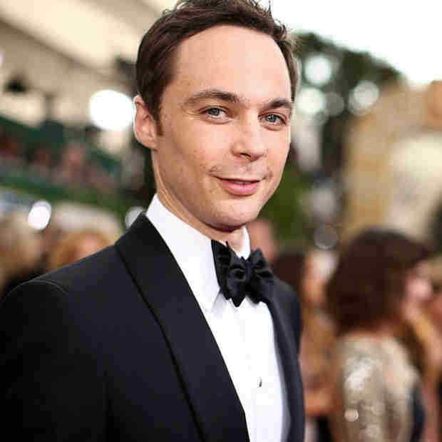 Jim Parsons Squirms When Ellen DeGeneres Asks: Will You Get Married?