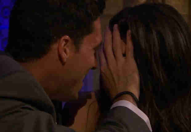 "Andi Dorfman ""Loved"" Her First Kiss With Josh Murray in Episode 2"