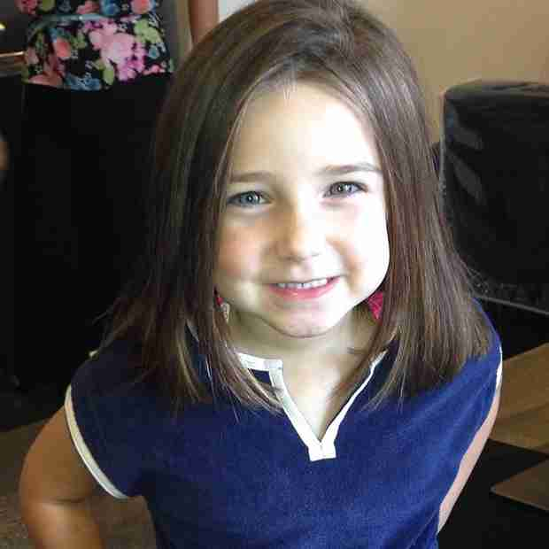 Heather Dubrow's Daughter, Coco, Gets Debuts New 'Do — Adorable Alert! (PHOTO)