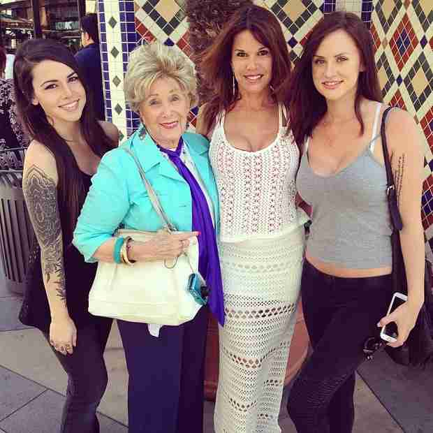 Lynne Curtin's Daughter Is Now a Porn Star — And the Other Is a Pin-Up Model! (PHOTO)