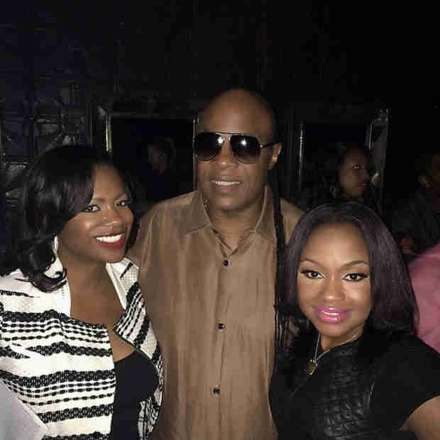 Which Superstar Did Todd Tucker Surprise Kandi Burruss With For Her Birthday? (VIDEO)