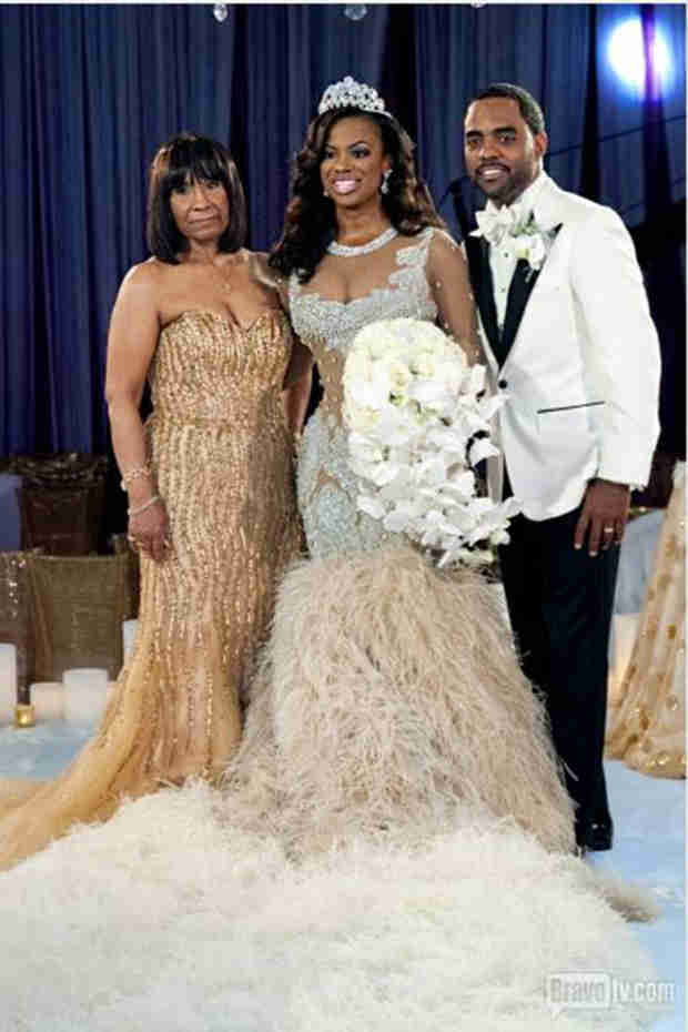 Mama Joyce Surprised to Hear Kandi Burruss and Todd Tucker Are Trying For a Baby — Exclusive