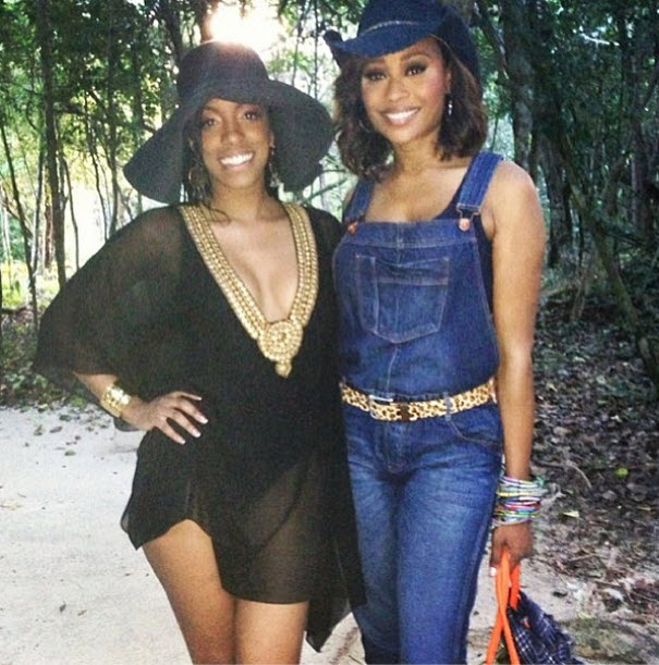 """Porsha Stewart: """"Cynthia Bailey Needs to Get a Mind of Her Own"""""""