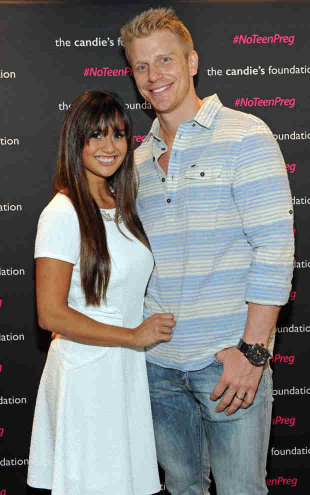 Bachelor 17's Sean Lowe Honored For Not Having Sex