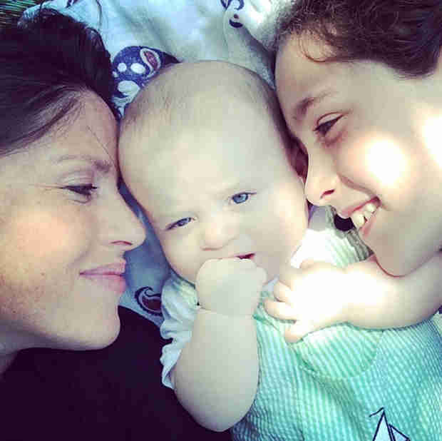 What Does Soleil Moon Frye's Son Lyric Look Like Now? (PHOTO)