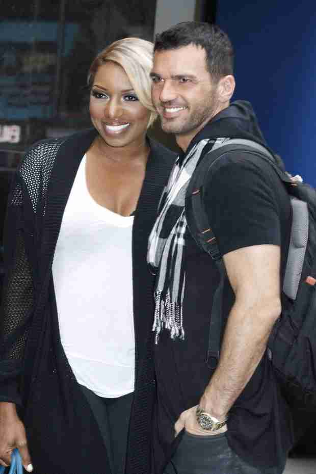 NeNe Leakes and Tony Dovolani Step Out in NYC After DWTS Elimination (PHOTO)