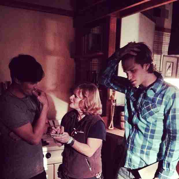Pretty Little Liars Season 5 Spoilers: Caleb and Toby Reunite! (PHOTO)