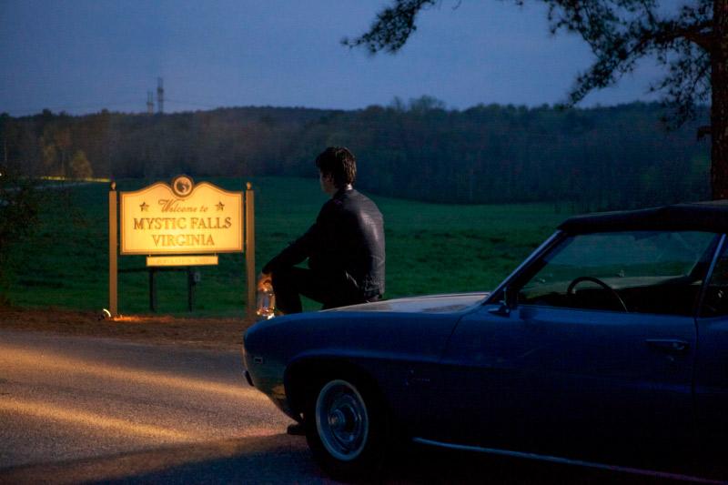 Ian Somerhalder Returning For Vampire Diaries Season 6 — Will He Be a Ghost?