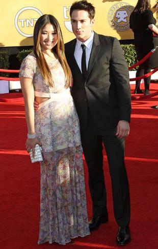 Jenna Ushkowitz Confirms Breakup With Michael Trevino (VIDEO)