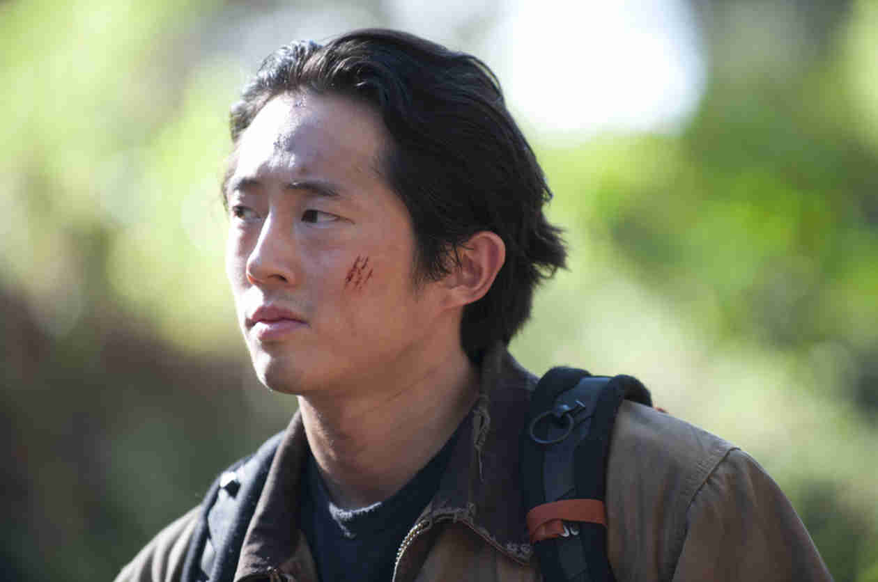 """The Walking Dead: Steven Yeun to Produce, Star in """"The Aquariums of Pyongyang"""""""