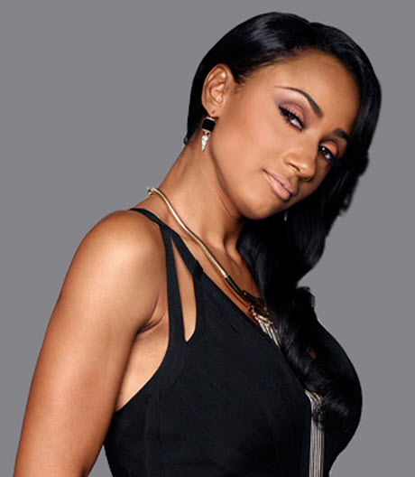 "Erica Jean Says Iyanla Vanzant Didn't ""Fix"" Anything With Baby Daddy Saigon"