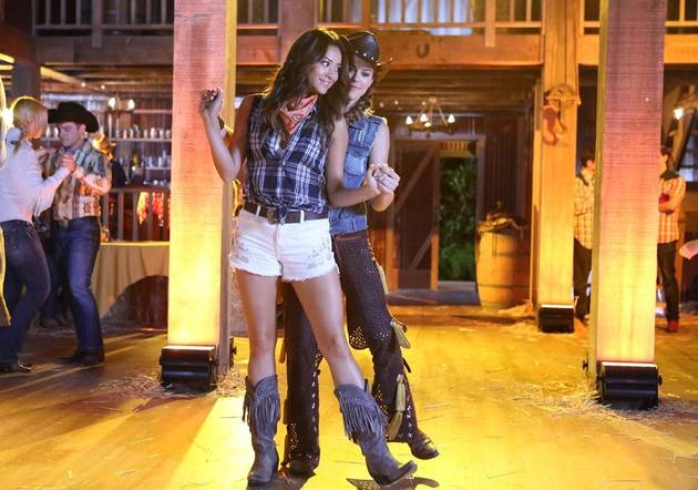 Pretty Little Liars Burning Question: Is Paily Over For Good?