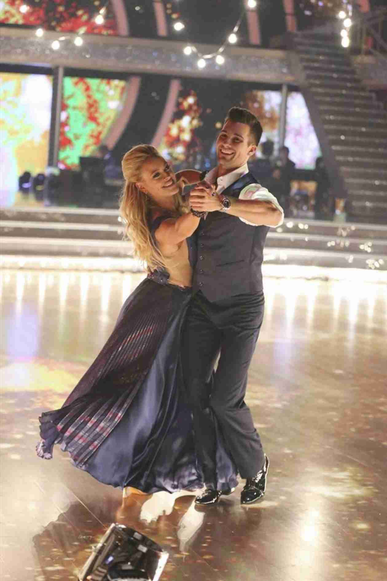 Dancing With the Stars 2014: James Maslow and Peta Murgatroyd's Finale Tango (VIDEO)
