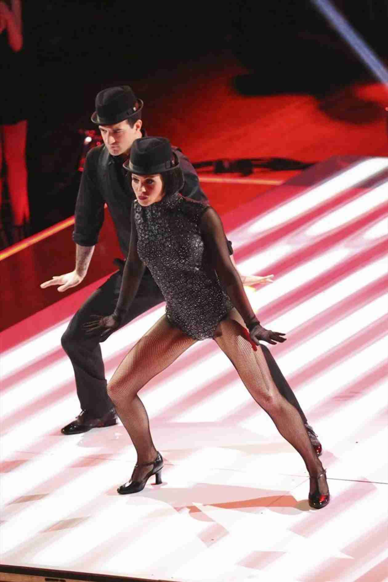 Dancing With the Stars 2014: Candace Cameron Bure and Mark Ballas's Freestyle (VIDEO)