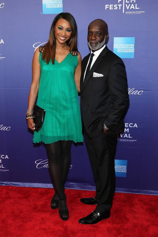 Cynthia Bailey Shares Old Pic With Peter Thomas — See How Different He Looked! (PHOTO)