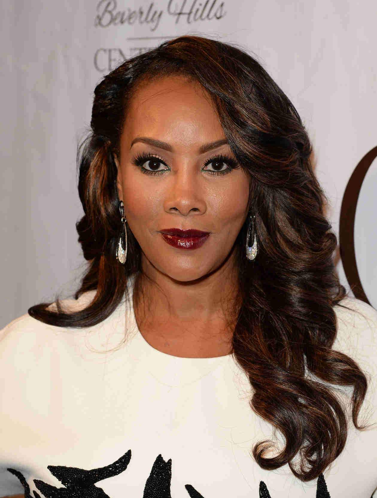 Vivica A. Fox Cozies Up to Kenya Moore's Enemy Brandi Glanville