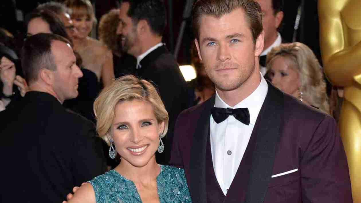 Chris Hemsworth and Elsa Pataky's Twin Boys: See The Adorable New Photo!