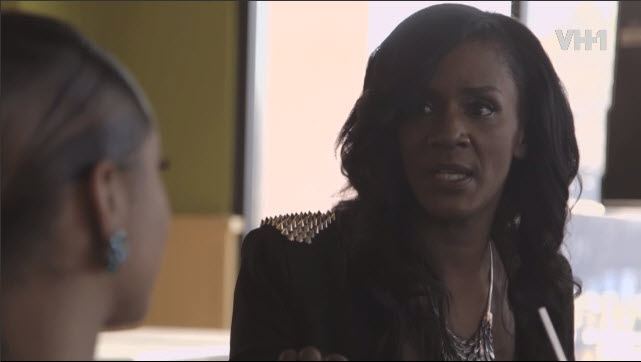 Momma Dee Mediates a Sit Down With Bambi and Erica Pinkett (VIDEO)