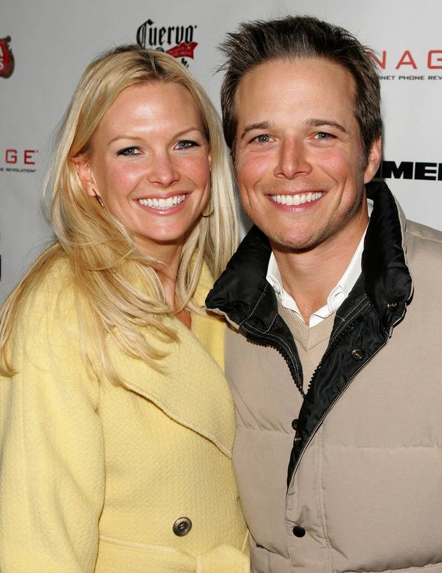 Scott Wolf Welcomes Third Child! See the First Photo