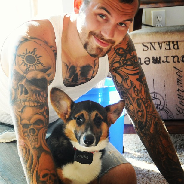 Adam Lind Doesn't Look Like This Anymore! — See His New Buff Body! (PHOTO)