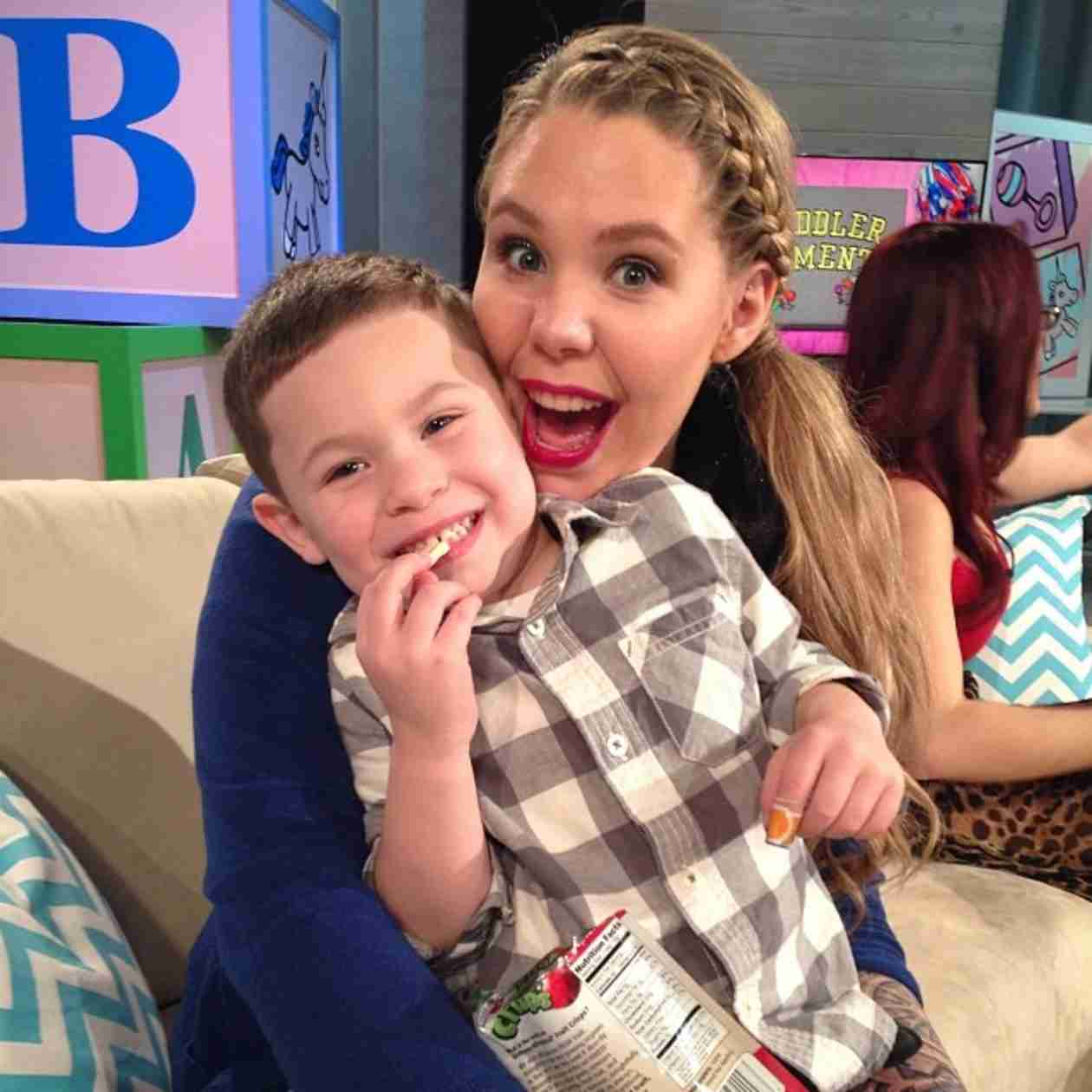 Kailyn Lowry Shares Makeup-Free Workout Selfie — See It Here! (PHOTO)