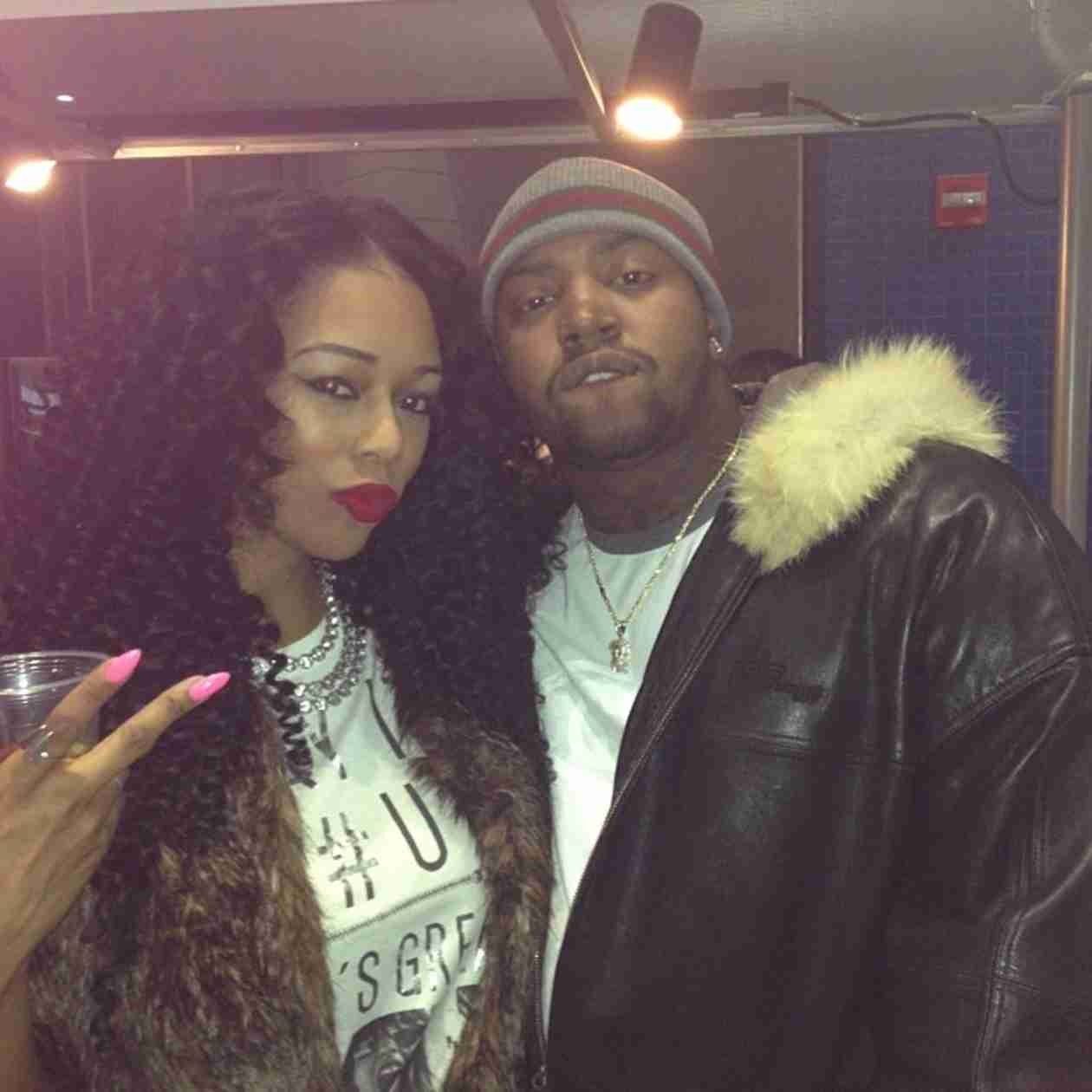 Lil Scrappy and Bambi Are Officially Back Together (PHOTO)