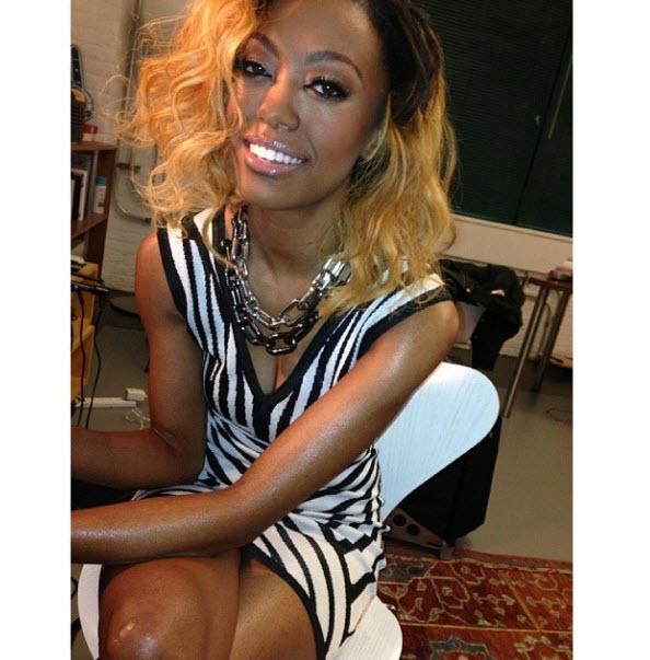 Porsha Stewart's Sister Lauren Williams Goes Makeup Free With Natural Hair (PHOTO)
