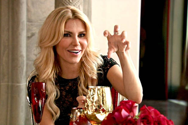 Celebrity Apprentice Drama! WHO Hit Brandi Glanville in the Face With a Pie?