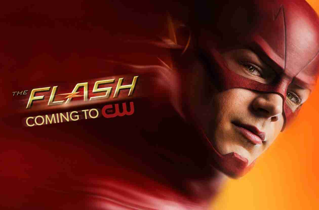 See Glee Star Grant Gustin as CW's The Flash (PHOTO)